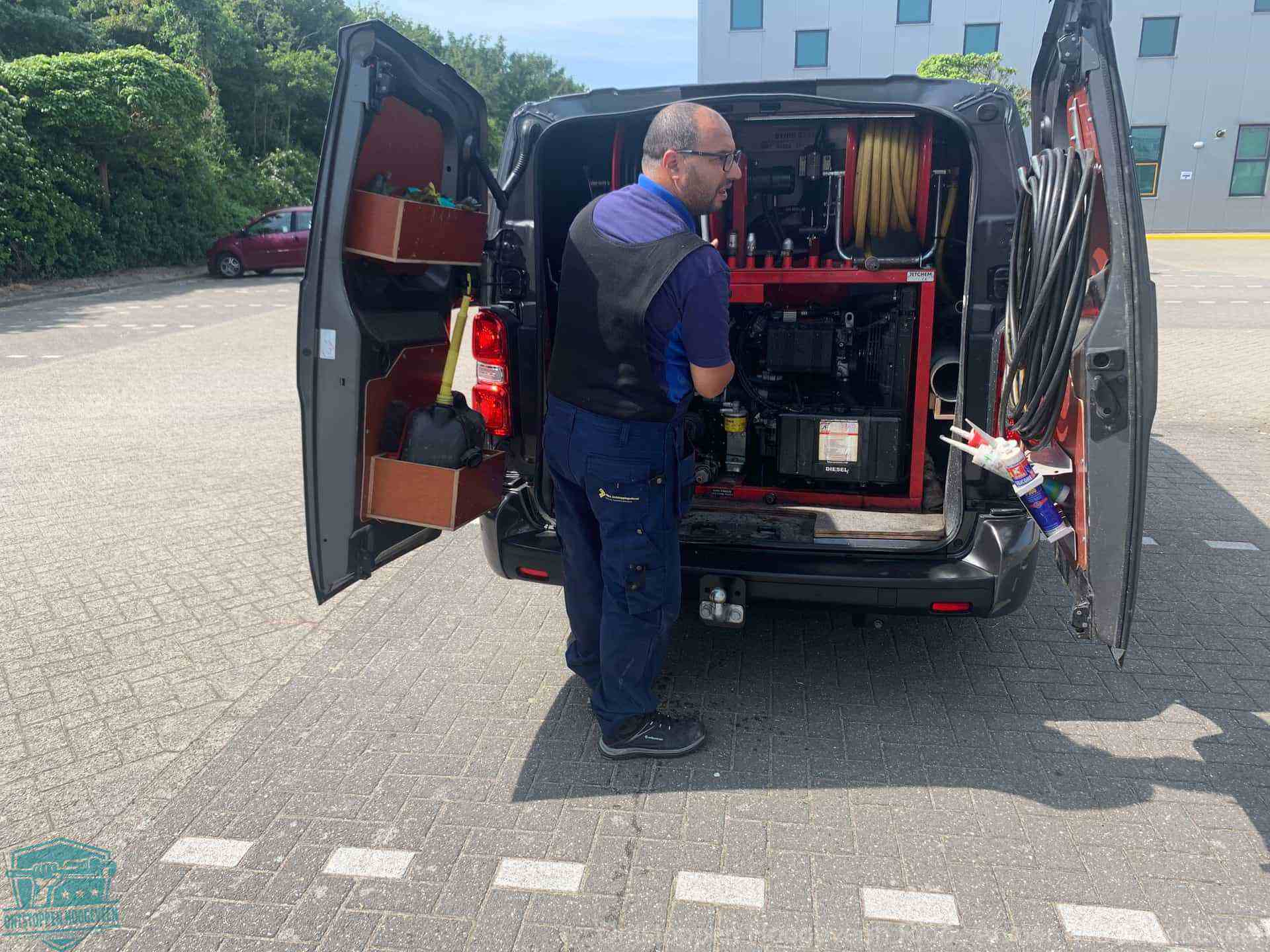 Loodgieter Hoogeveen Ontstopping
